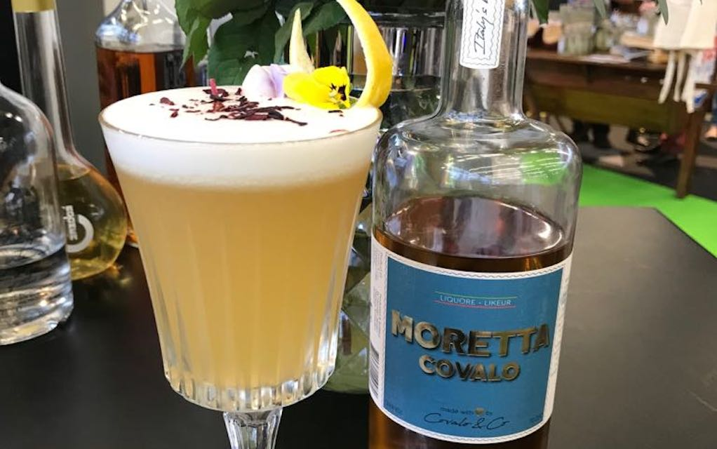 Eddy's Moretta Covalo Cocktail